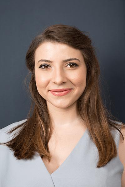 Ana Cazacu - Junior Consultant